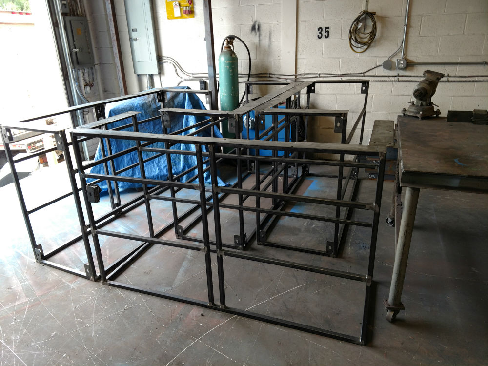 Portable Bar framework